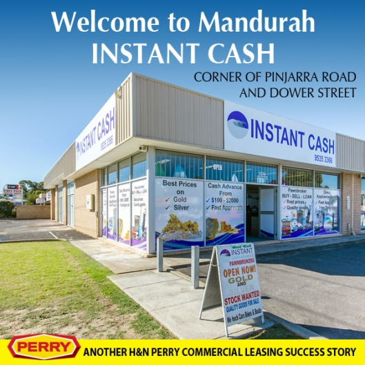 Instant Cash Always Welcome!