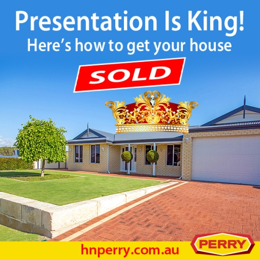 Presentation Is King!