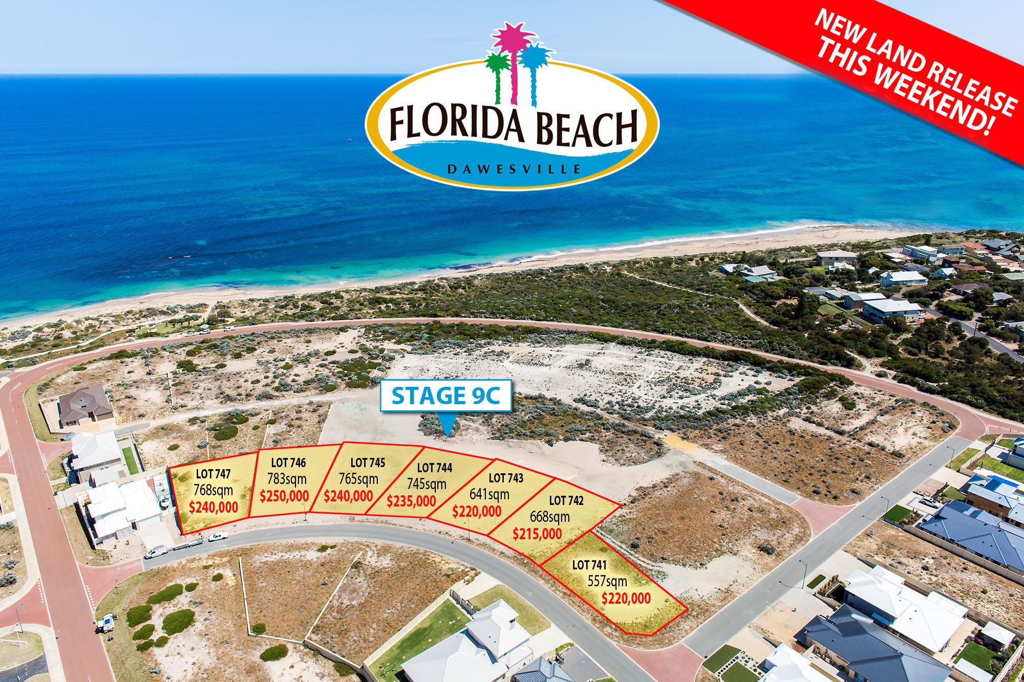 Land For Sale Florida Beach Dawesville
