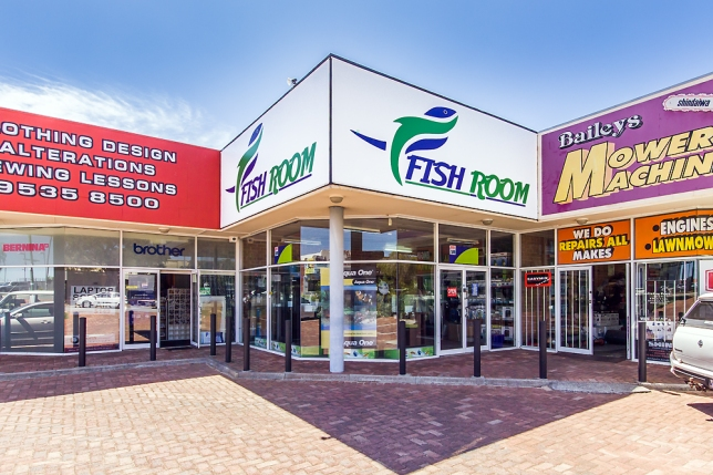 Fishroom 1