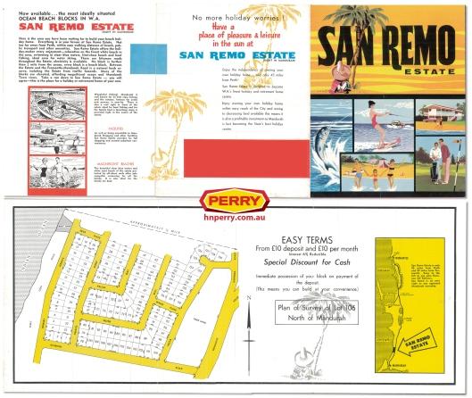 San Remo Brochure